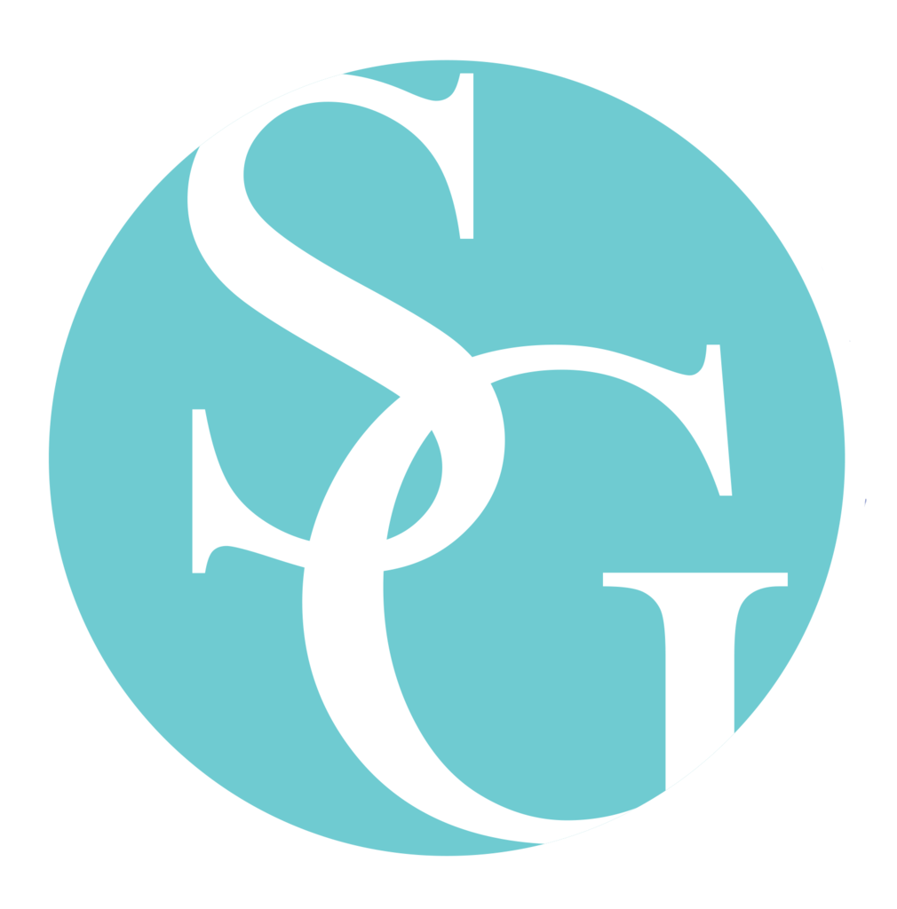 Sufficient Grace logo