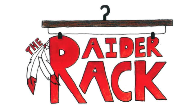 The Raider Rack logo